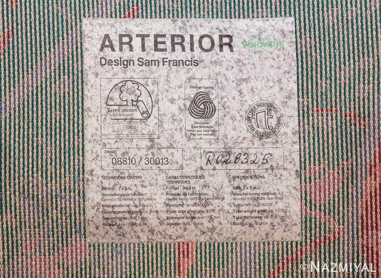 vintage scandinavian rug by sam francis 49703 tag Nazmiyal
