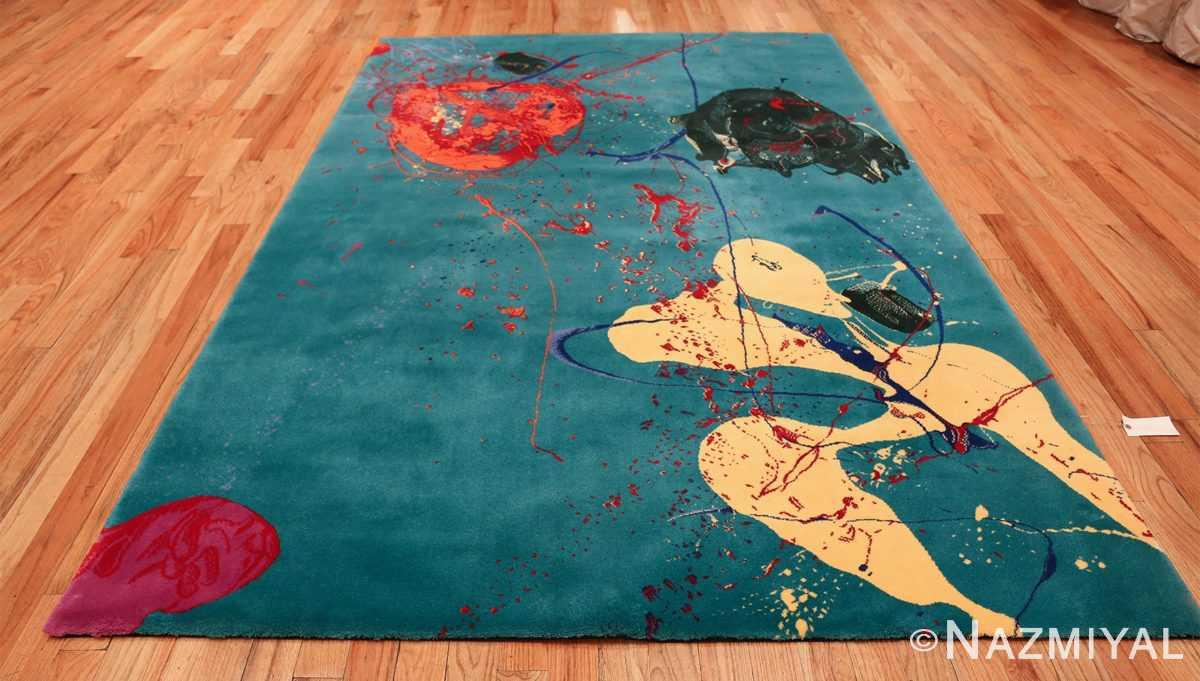 vintage scandinavian rug by sam francis 49703 whole Nazmiyal