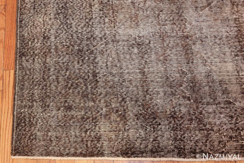 vintage shabby chic room size sivas turkish rug 49695 corner Nazmiyal