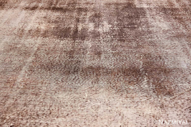 vintage shabby chic room size sivas turkish rug 49695 field Nazmiyal