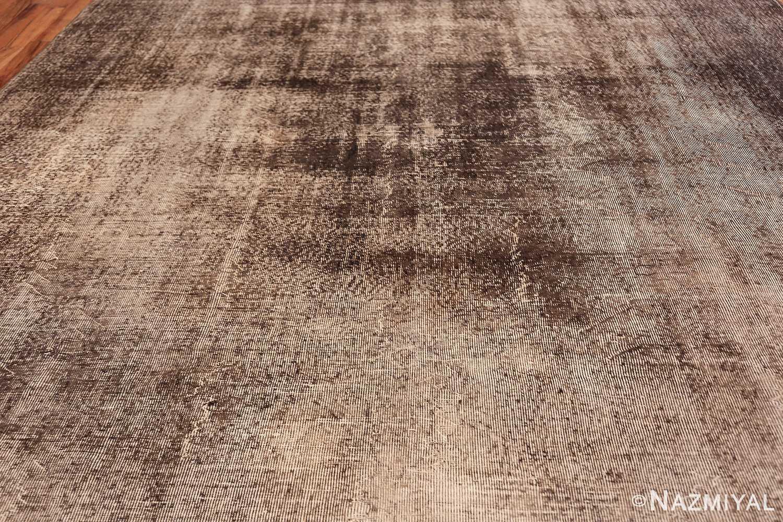 vintage shabby chic room size sivas turkish rug 49695 middle Nazmiyal
