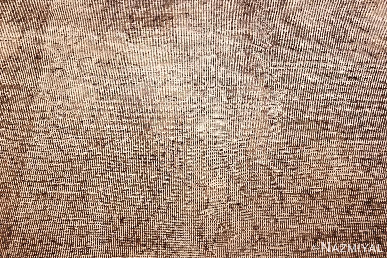 vintage shabby chic room size sivas turkish rug 49695 white Nazmiyal