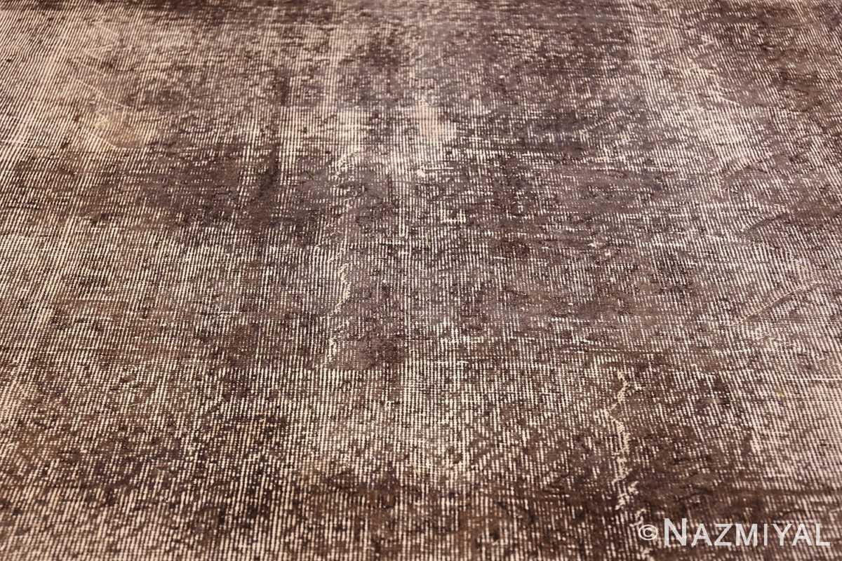 vintage shabby chic room size sivas turkish rug 49695 zigzag Nazmiyal