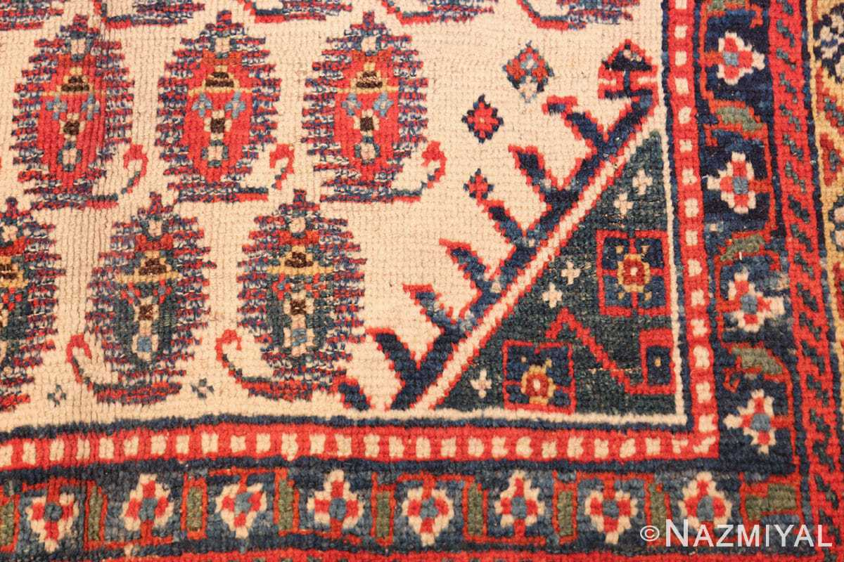wide hallway antique tribal persian gashgai runner rug 49425 design Nazmiyal