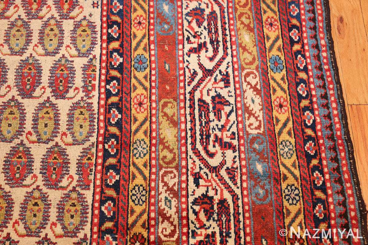 wide hallway antique tribal persian gashgai runner rug 49425 line Nazmiyal