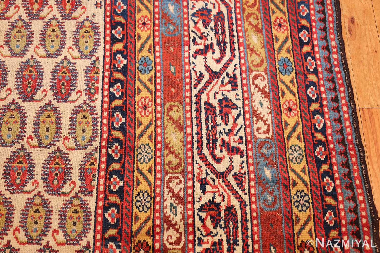 wide hallway antique tribal persian gashgai runner rug 49425 line Nazmiyal