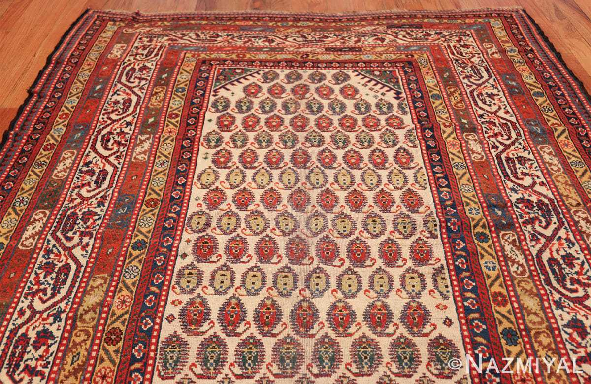 wide hallway antique tribal persian gashgai runner rug 49425 top Nazmiyal