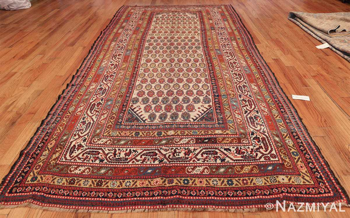 wide hallway antique tribal persian gashgai runner rug 49425 whole Nazmiyal