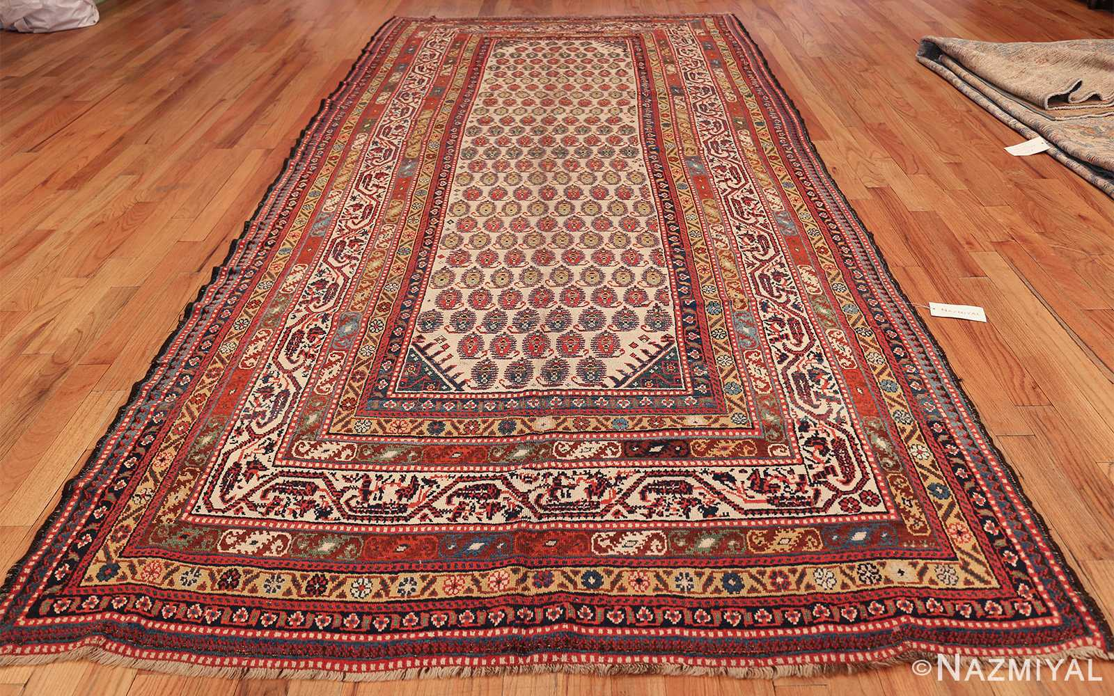 wide hallway antique tribal persian gashgai runner rug 49425 whole Nazmiyal