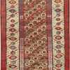 Antique Tribal Persian Kurdish Runner Rug 49710 by Nazmiyal
