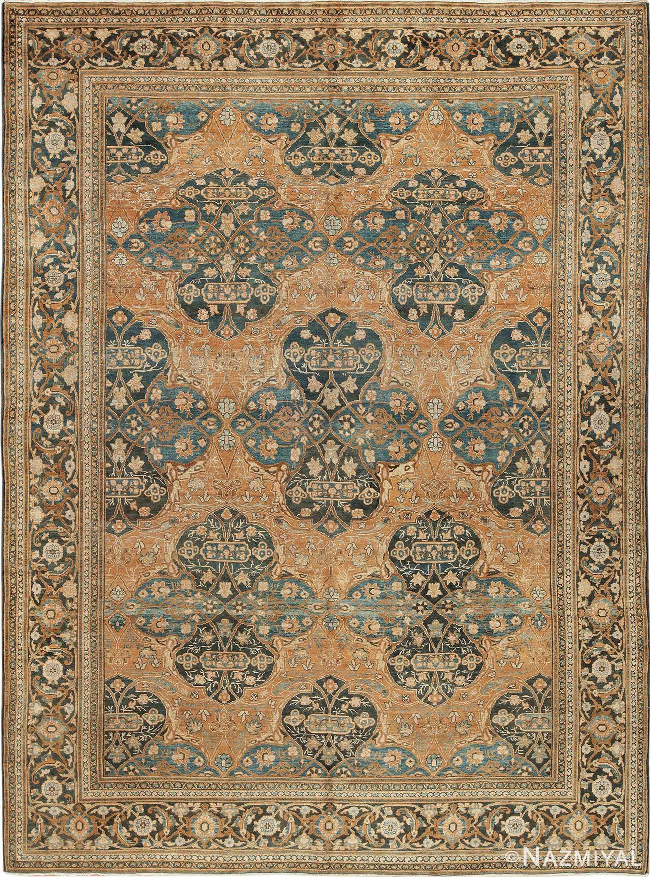 Persian Khoran Rug 49708 Nazmiyal