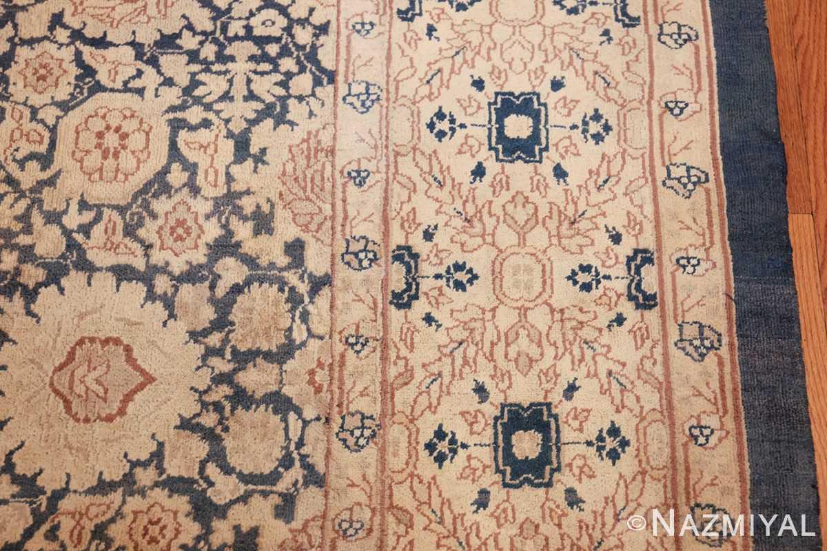 antique gray background persian tabriz rug 49714 border Nazmiyal