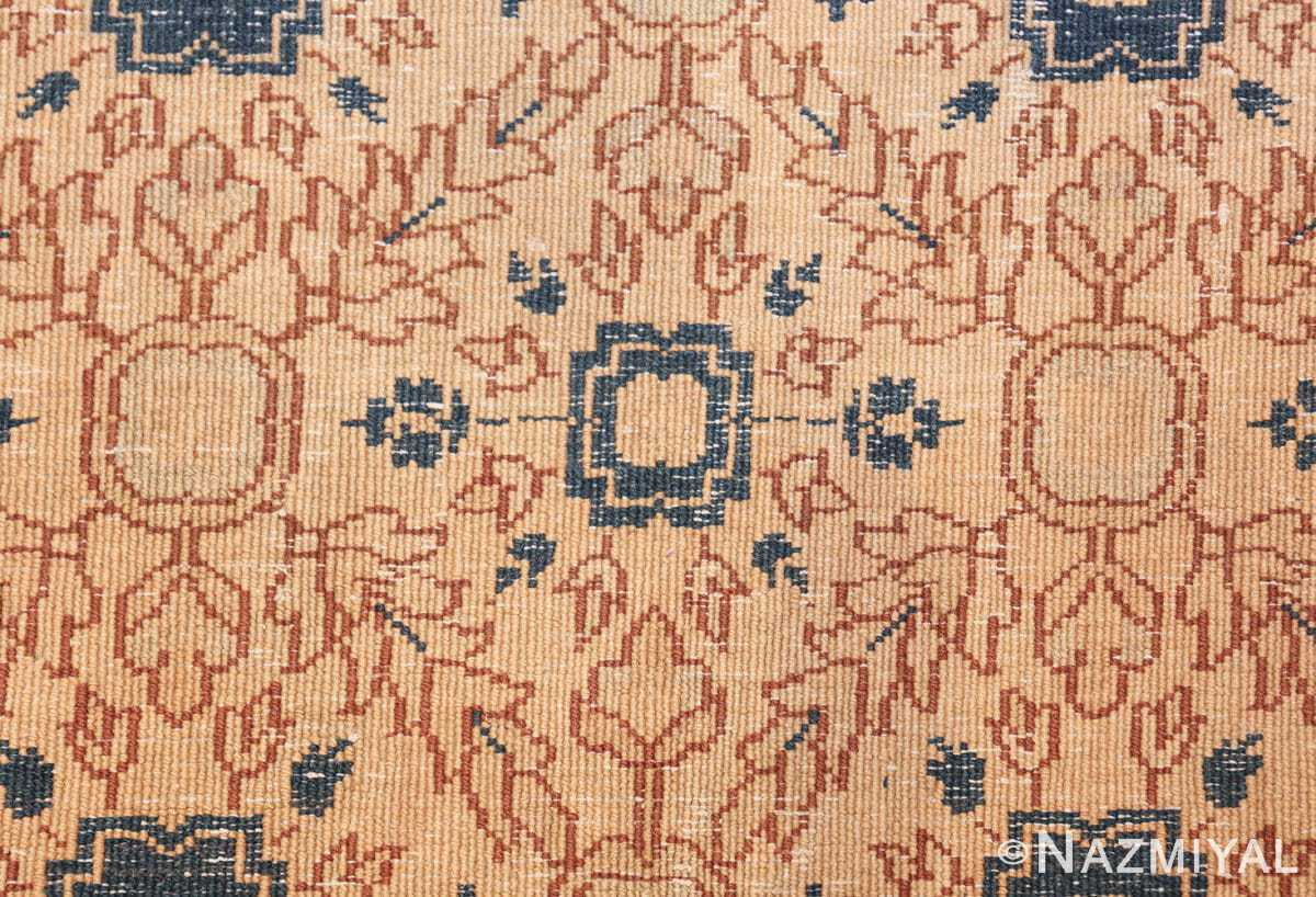 antique gray background persian tabriz rug 49714 knots Nazmiyal