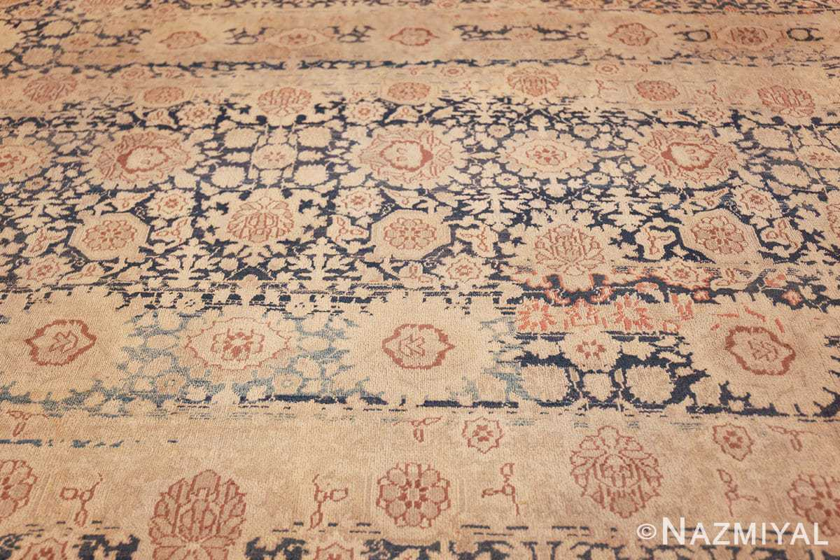 antique gray background persian tabriz rug 49714 top Nazmiyal