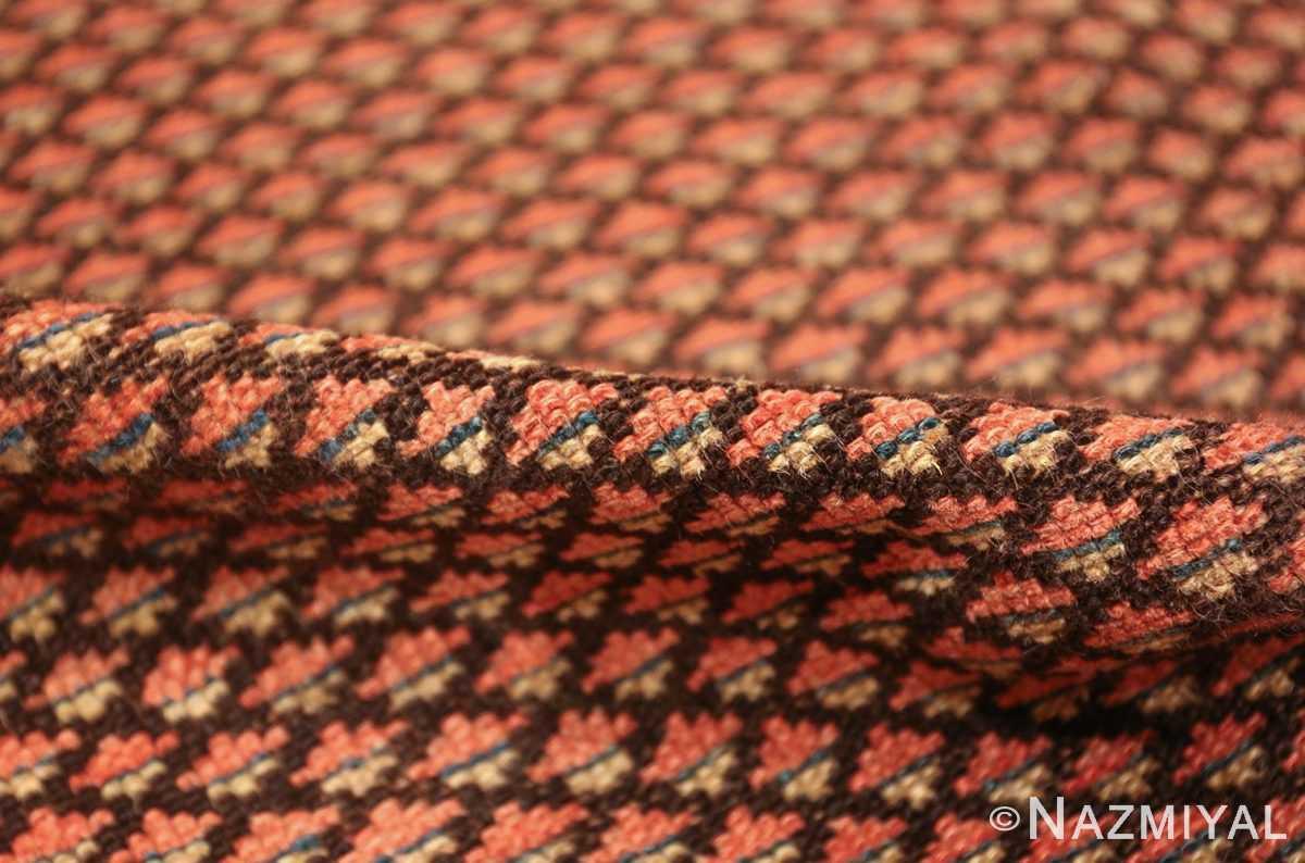 antique tribal northwest persian runner rug 49711 pile Nazmiyal