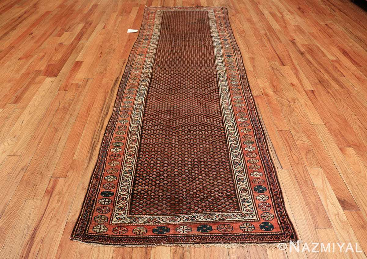 antique tribal northwest persian runner rug 49711 whole Nazmiyal