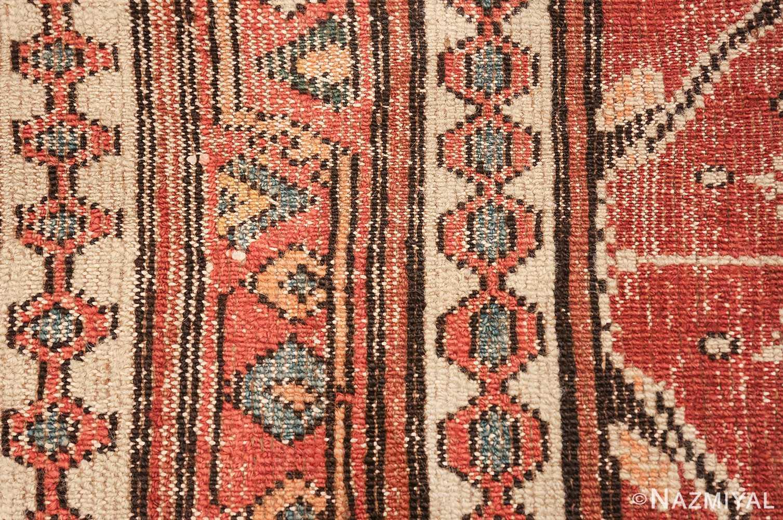 antique tribal persian northwest runner rug 49721 knots Nazmiyal