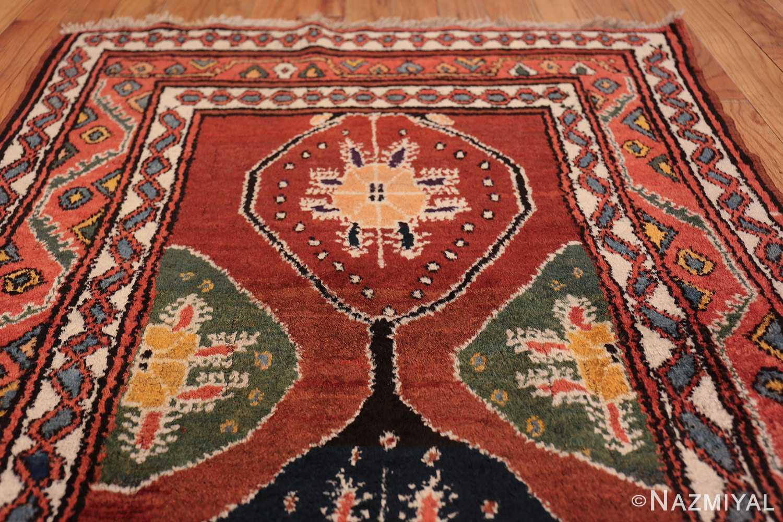 antique tribal persian northwest runner rug 49721 top Nazmiyal