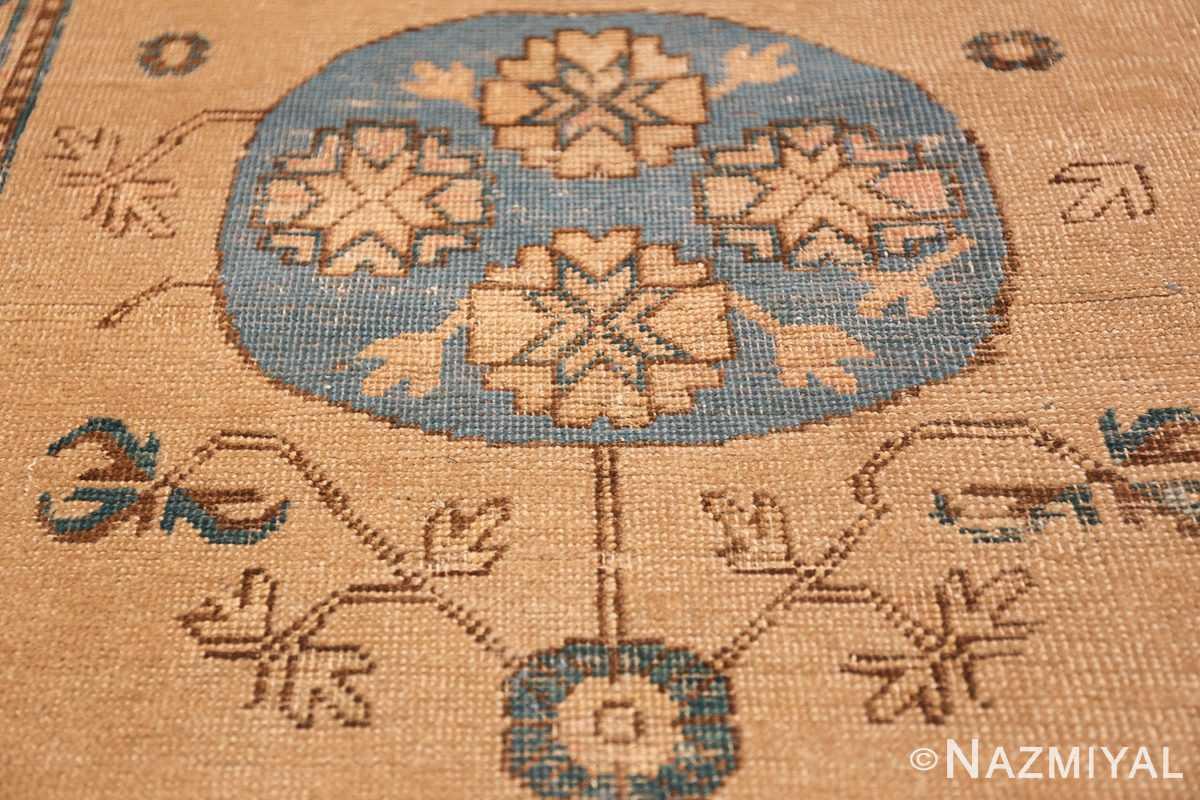 small size antique east turkestan khotan rug 49648 balloon Nazmiyal