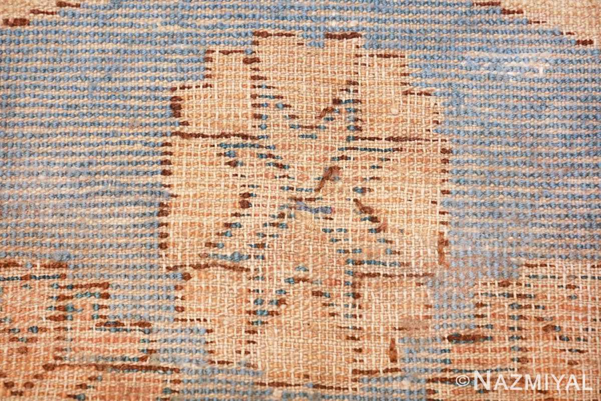 small size antique east turkestan khotan rug 49648 knots Nazmiyal