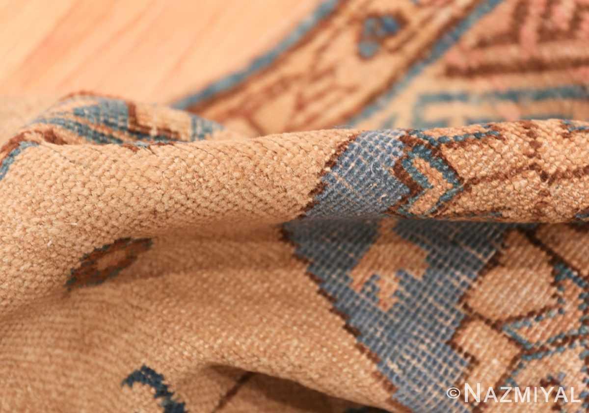 small size antique east turkestan khotan rug 49648 pile Nazmiyal