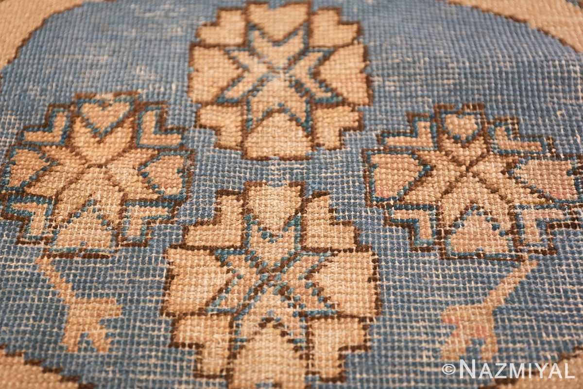 small size antique east turkestan khotan rug 49648 texture Nazmiyal