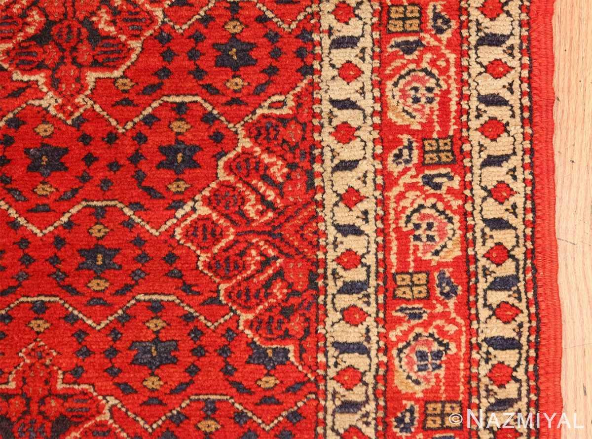 small size antique israeli marbediah rug 49736 border Nazmiyal