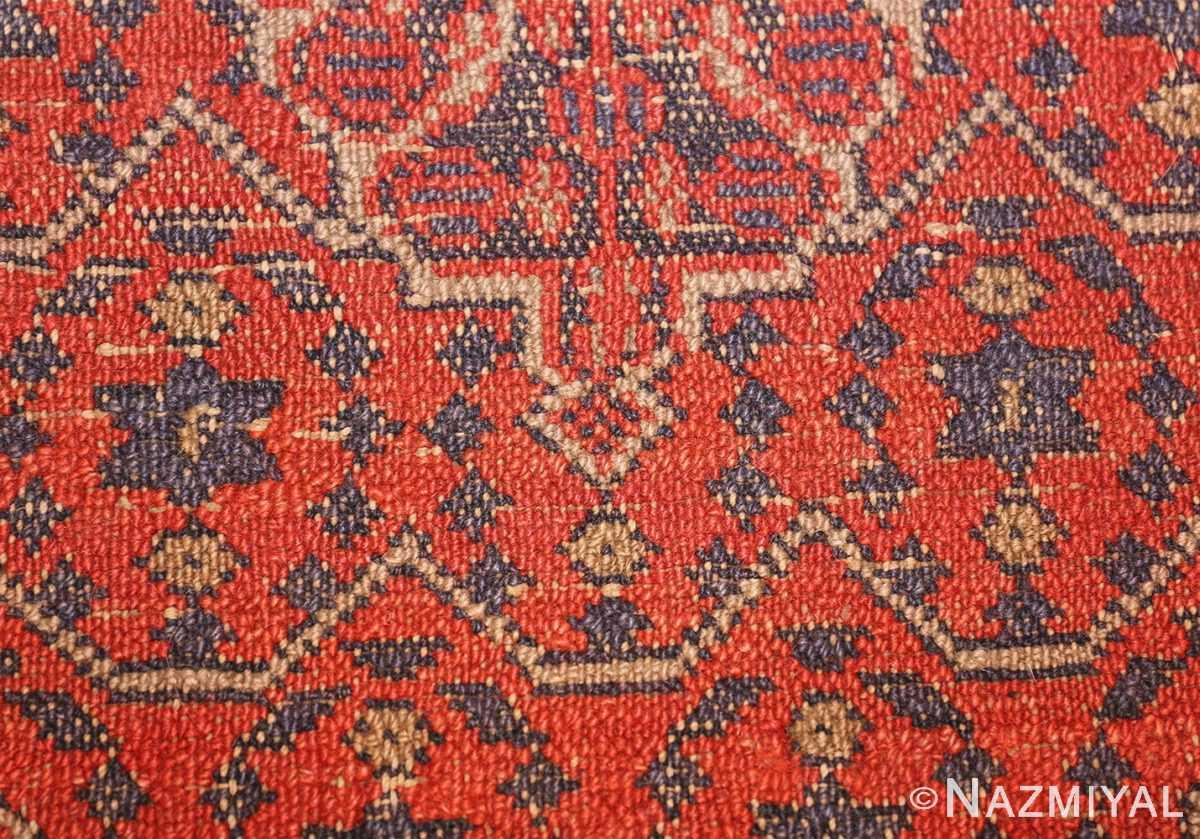 small size antique israeli marbediah rug 49736 knots Nazmiyal
