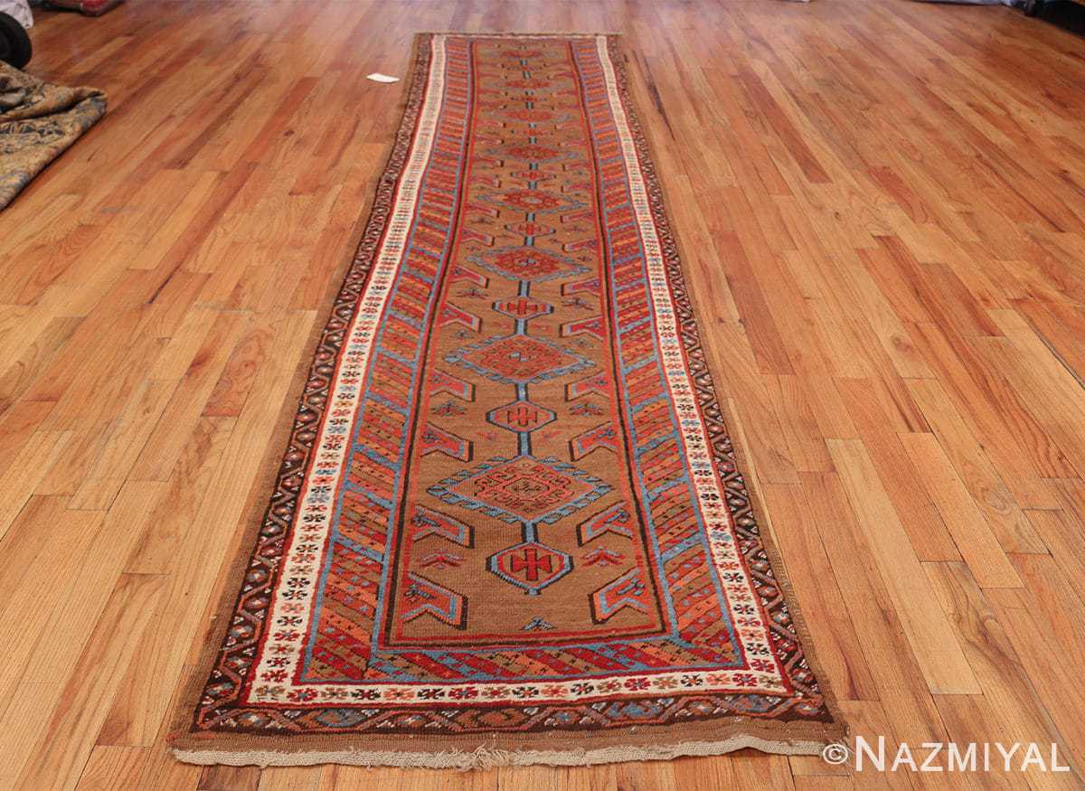 tribal antique persian bakshaish runner rug 49709 whole Nazmiyal