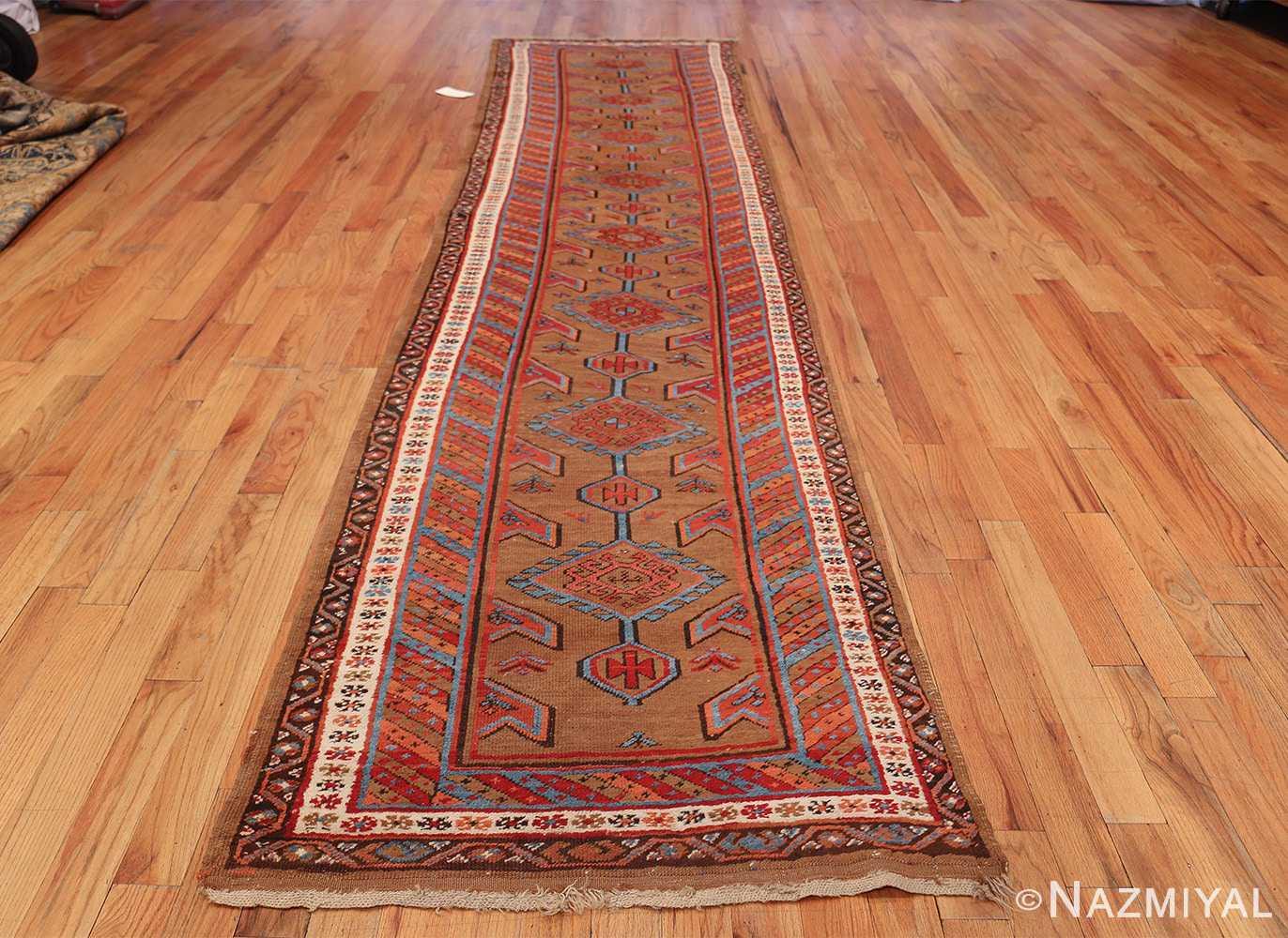 tribal antique persian bakshaish runner rug 49709 whole Nazmiyal