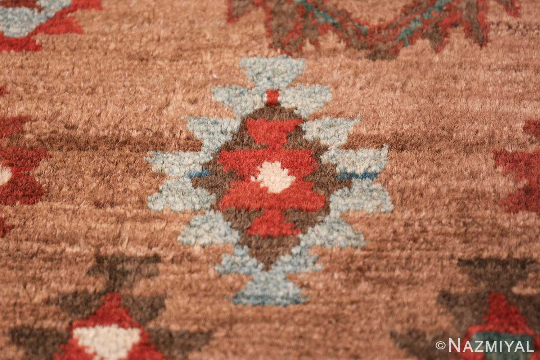 tribal antique persian bakshaish runner rug 49712 texture Nazmiyal