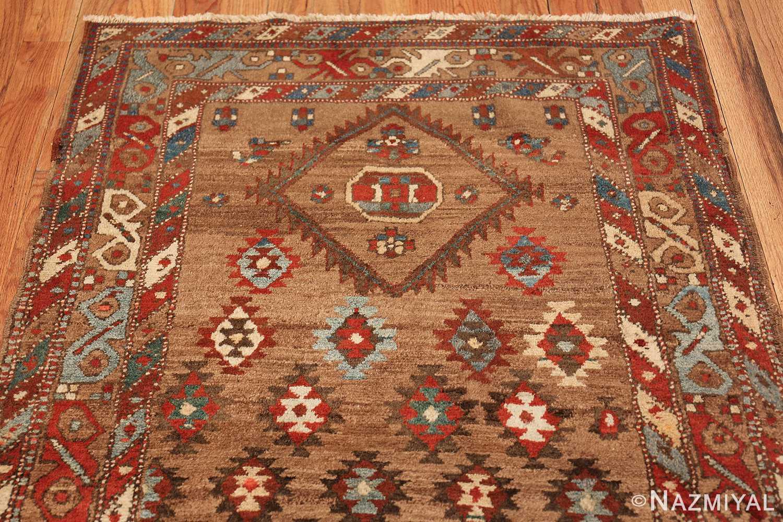 tribal antique persian bakshaish runner rug 49712 top Nazmiyal