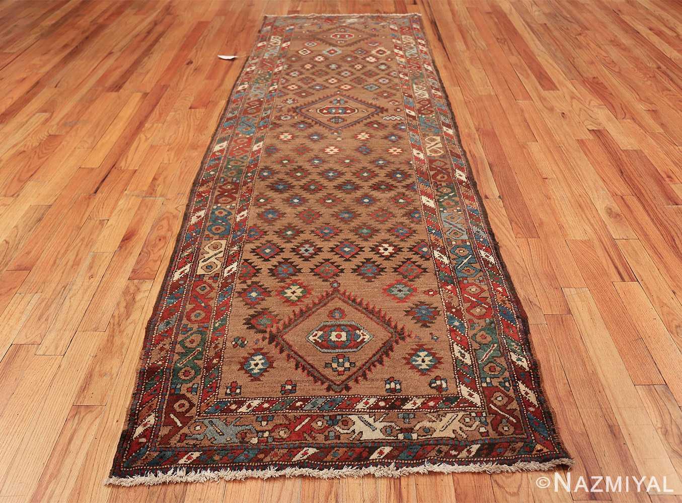 tribal antique persian bakshaish runner rug 49712 whole Nazmiyal