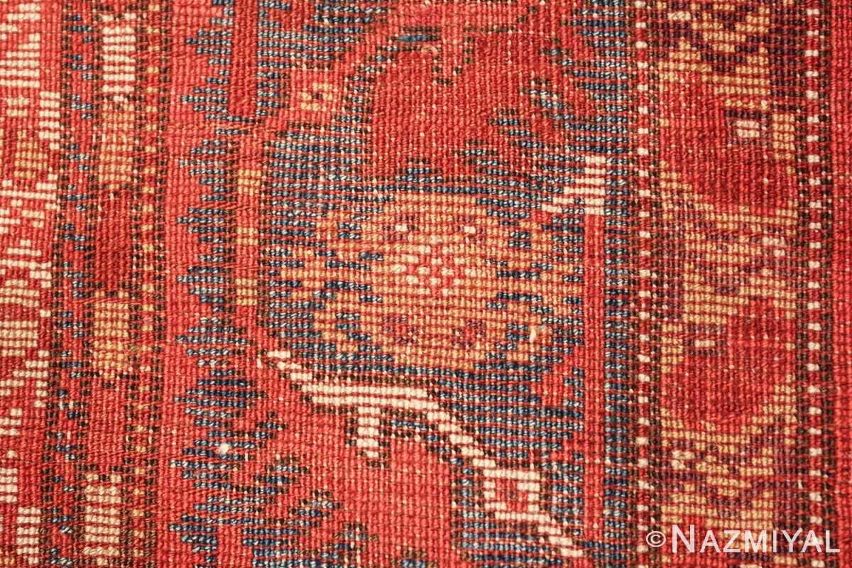 tribal antique turkish melas rug 49706 knots Nazmiyal