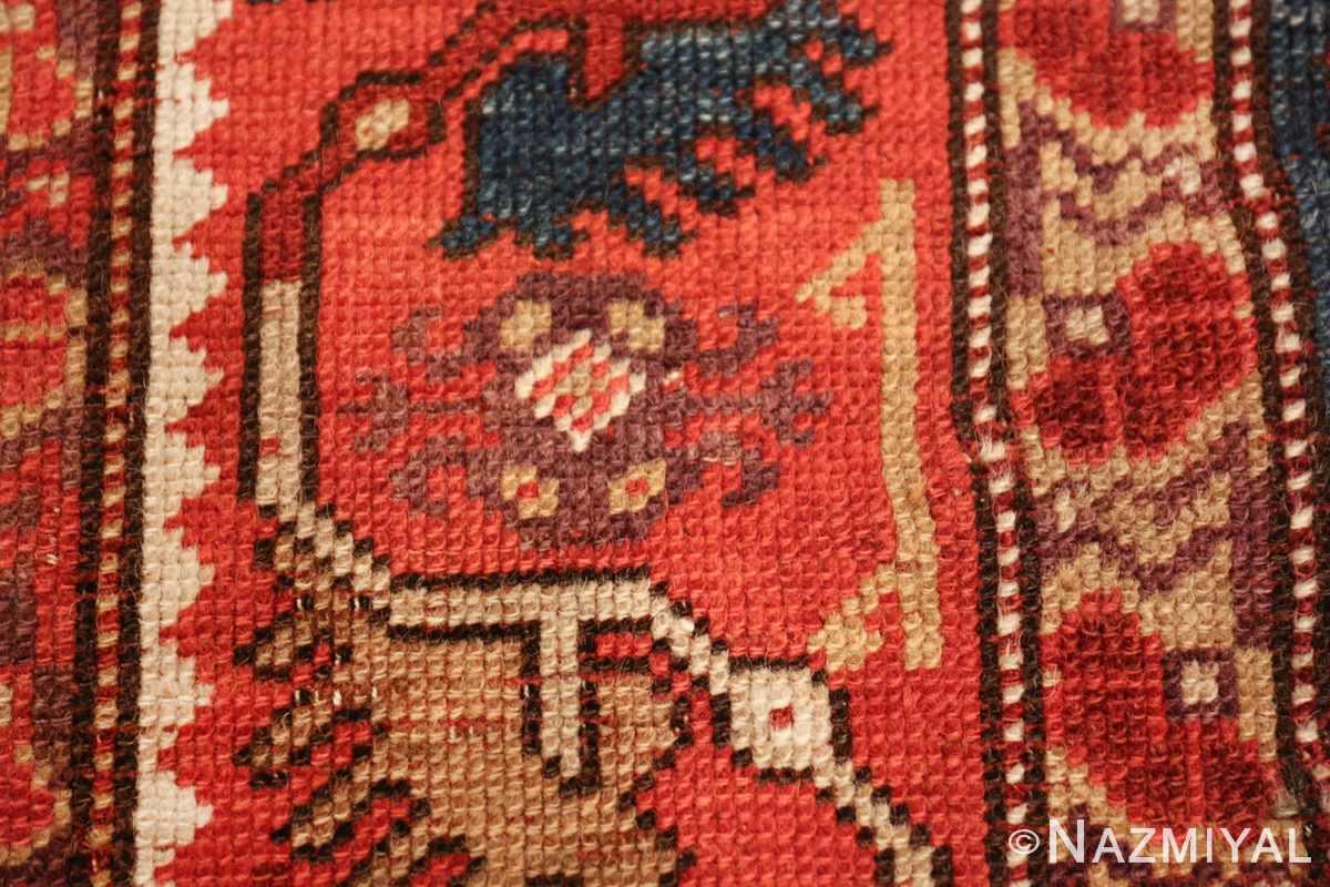 tribal antique turkish melas rug 49706 one Nazmiyal