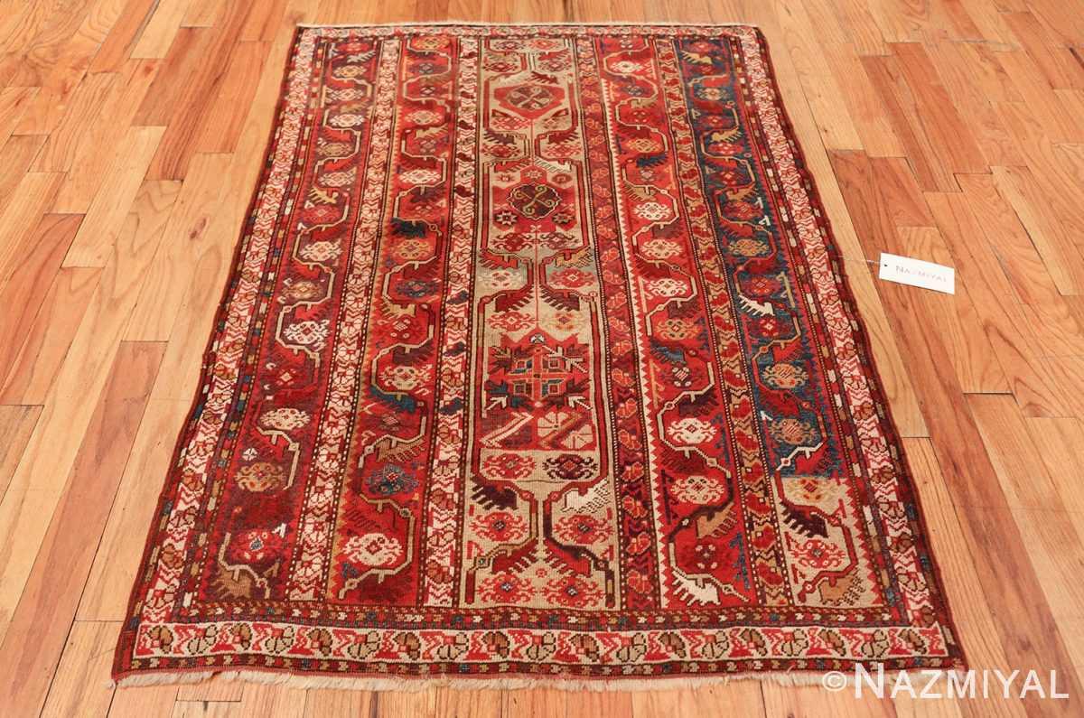 tribal antique turkish melas rug 49706 whole Nazmiyal