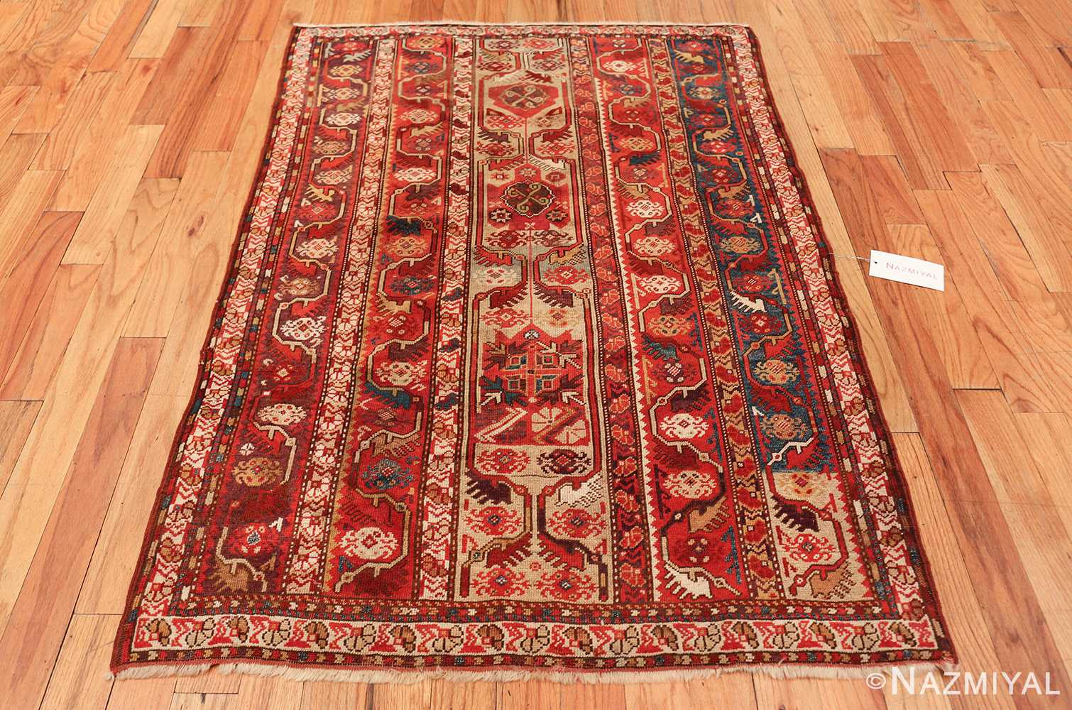 tribal antique turkish melas rug 49706 whole Nazmiyal