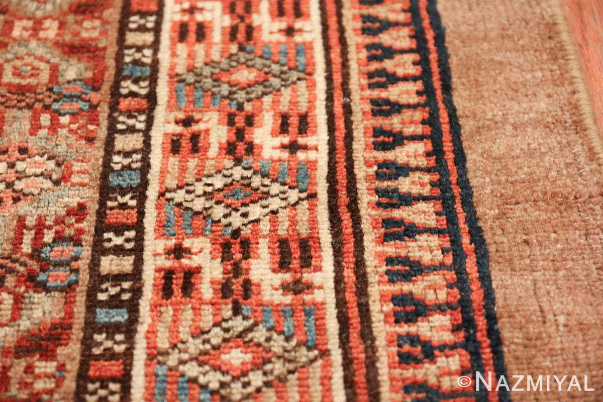 tribal long and narrow antique persian serab runner rug 49720 diamond Nazmiyal