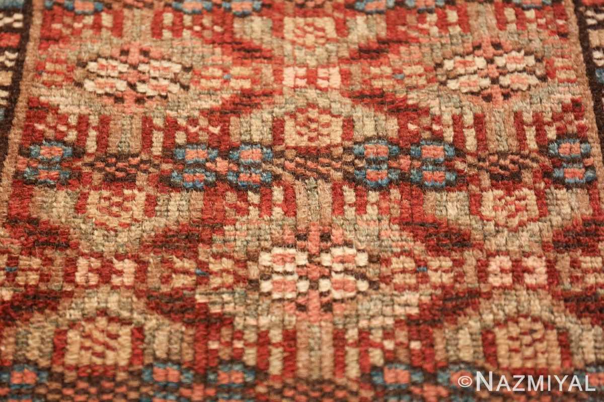 tribal long and narrow antique persian serab runner rug 49720 trio Nazmiyal