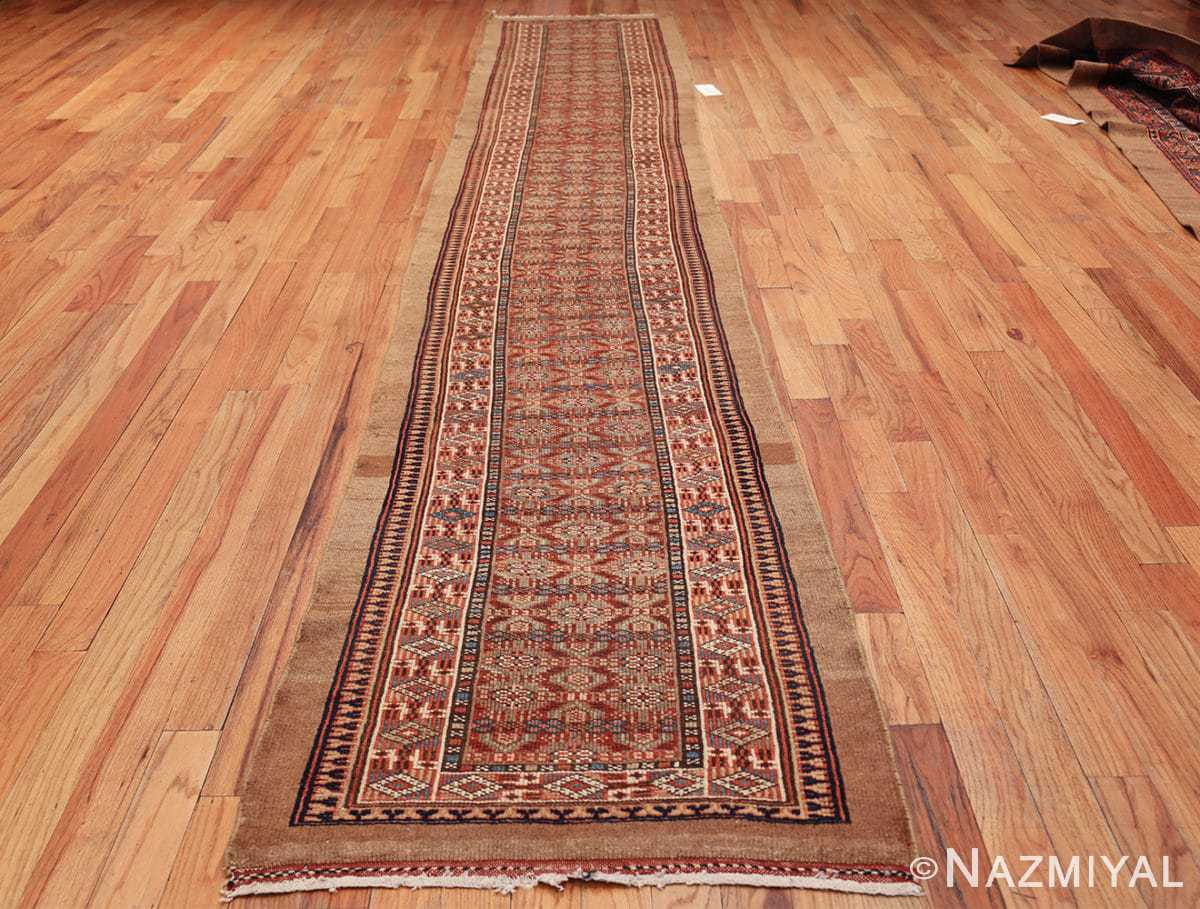 tribal long and narrow antique persian serab runner rug 49720 whole Nazmiyal