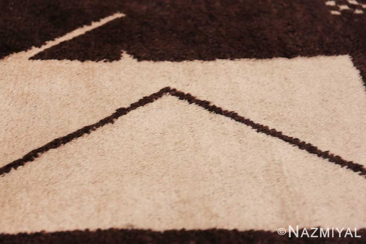 vintage geometric moroccan runner rug 49728 arh Nazmiyal