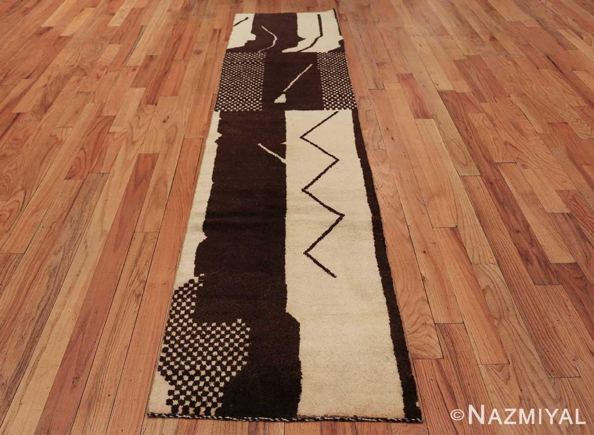vintage geometric moroccan runner rug 49728 whole Nazmiyal