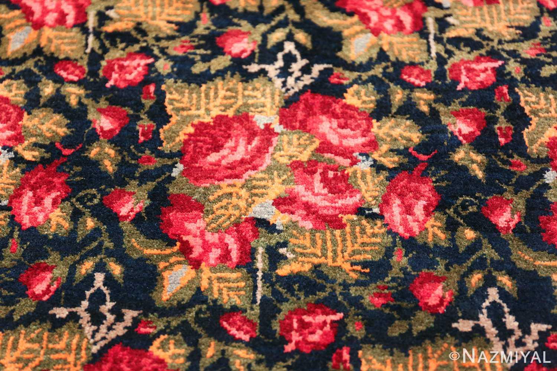 vintage small size persian qashqai rug 49738 bunch Nazmiyal