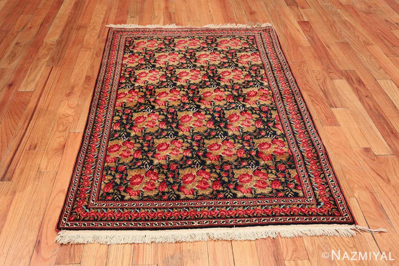vintage small size persian qashqai rug 49738 whole Nazmiyal