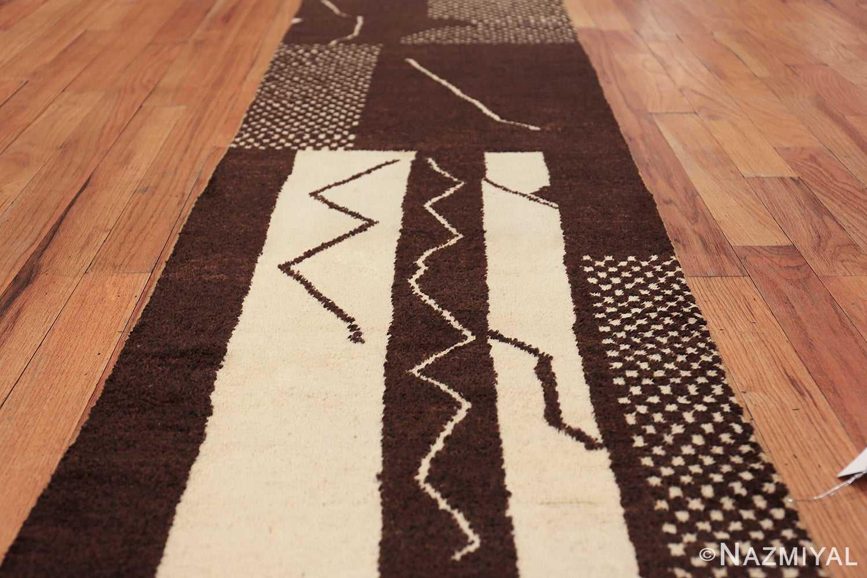 vintage tribal moroccan runner rug 49726 field Nazmiyal