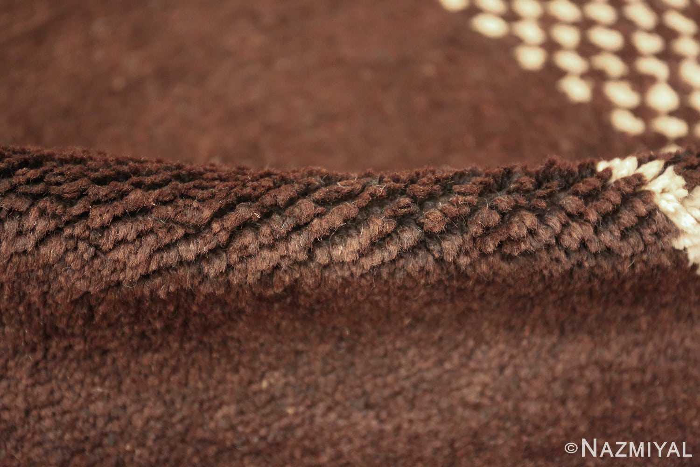 vintage tribal moroccan runner rug 49726 pile Nazmiyal