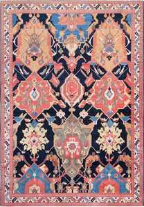 Antique Persian Petag Tabriz Rug 49750 - Nazmiyal