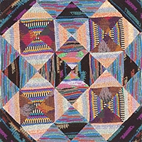 Art Rugs and Textile Art by Artist Ottavio Missoni - Nazmiyal