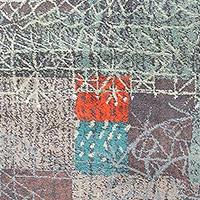 Art Rugs by Artist Paul Klee - Nazmiyal