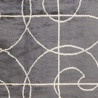 Art Rugs by Artist Pierre Cardin - Nazmiyal